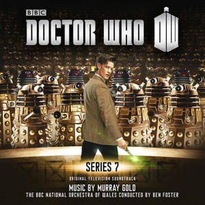 Doctor Who - Series 7 cover
